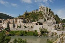 Sisteron. Alpes-de-Haute-Provence.